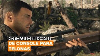 Sniper Elite vai virar filme