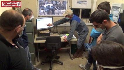 Service remplacement Aveyron et robot de traite
