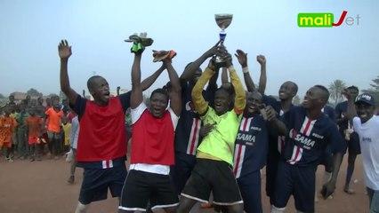 Reportage : Finale de la 1ère édition de la coupe SAMA Money en Commune VI de Bamako