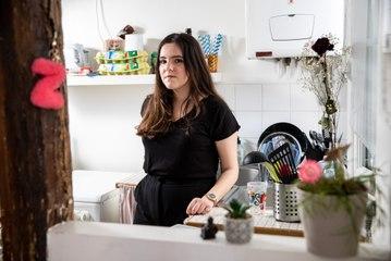 """VIDEO. Génération Covid. Elisa Bordenave : """"Aujourd'hui, je suis plus soucieuse de mon avenir"""""""