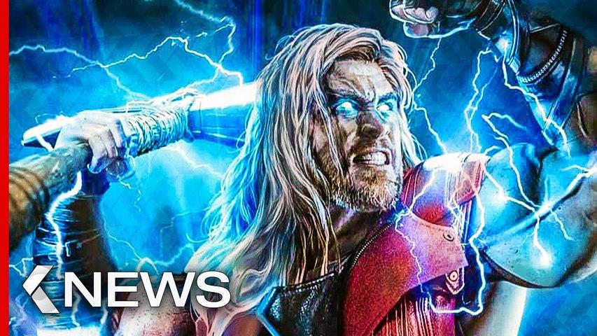 Thor 4_ Love and Thunder, Superman, Dungeons & Dragons. KinoCheck News