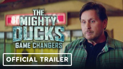 THE MIGHTY DUCKS_ Game Changers Trailer (2021)