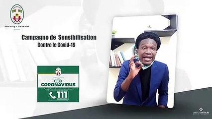 Togo/Covid-19 : Professeur Abawoé a un message pour vous