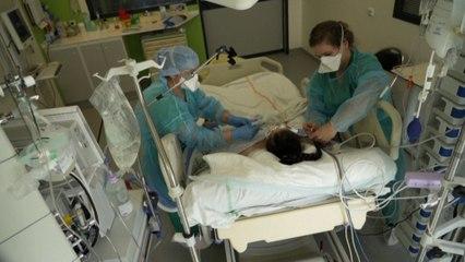 Covid-19 : à Saint-Denis, plus de femmes enceintes en réanimation, «certaines n'ont pas survécu»