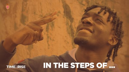 In the steps of... Axel Disasi - #Time2Rise - AS MONACO