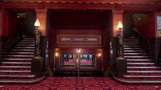 Behind the scenes at Edinburgh Playhouse