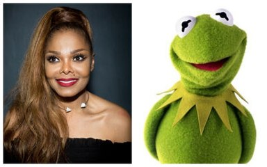 National Recording Registry Added Janet Jackson And Kermit the Frog