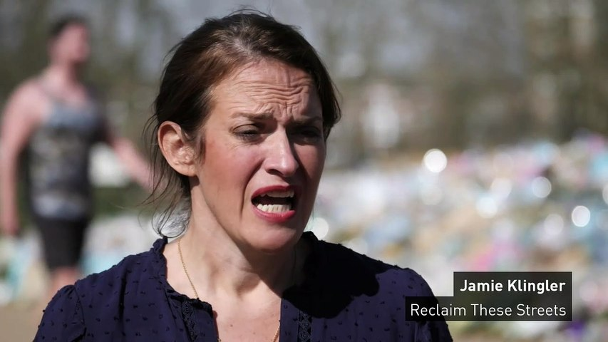 Reclaim These Streets organiser reacts to Clapham report
