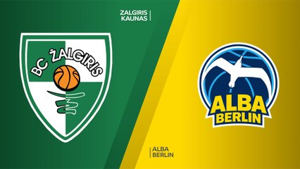 EuroLeague 2020-21 Highlights Regular Season Round 32 video: Zalgiris 96-86 ALBA