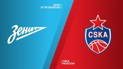 EuroLeague 2020-21 Highlights Regular Season Round 32 video: Zenit 74-86 CSKA