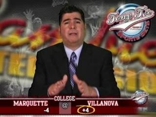 Marquette @ Villanova College Basketball Preview