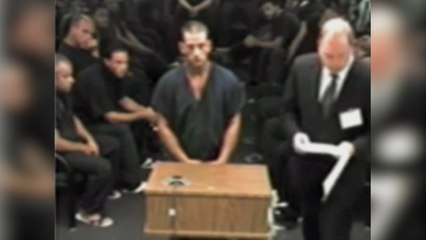 Court Cam: Courtroom Cleared When Inmate Claims He Has Ebola