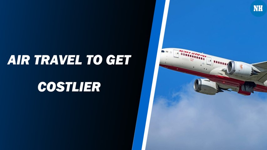 ASF for domestic passengers & international passengers has been hiked by Civil Aviation