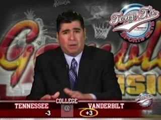 Tennessee @ Vanderbilt – College Basketball Preview
