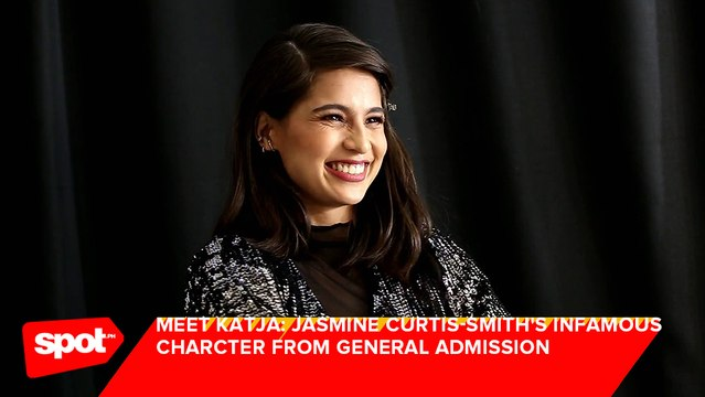 Meet Katja, Jasmine Curtis-Smith's Infamous Character in General Admission