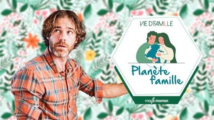 """Planète famille - """"Famille zéro déchet, mode d'emploi"""" avec Jérémie Pichon"""