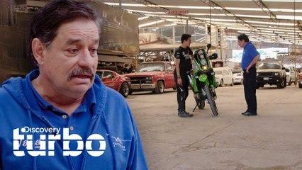 Una motocicleta para recorrer el mundo sobre ruedas | Mexicánicos | Discovery Turbo