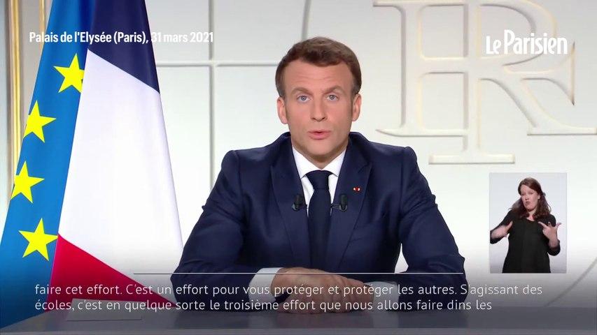 """Fermeture des écoles: """"La France entière en vacances de printemps le 12 avril"""""""