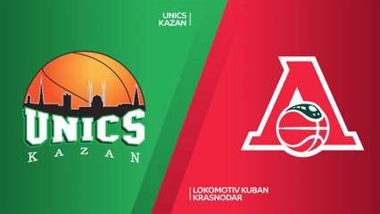 7Days EuroCup Highlights Quarterfinals, Game 3: UNICS 82-78 Lokomotiv