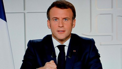 Restrictions étendues à tout le territoire, écoles fermées : l'allocution d'Emmanuel Macron en intégralité