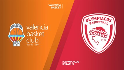 EuroLeague 2020-21 Highlights Regular Season Round 32 video: Valencia 79-88 Olympiacos