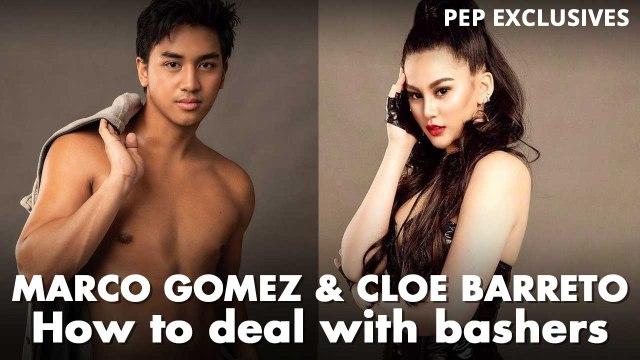 "Marco Gomez, Cloe Barreto reaksyon sa comment na: ""'Kala mo ang seseksi... ang pangit-pangit naman."""