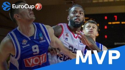 MVP of the Week: Mathias Lessort, AS Monaco