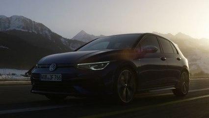 Der stärkste Golf aller Zeiten: Der neue VW Golf R