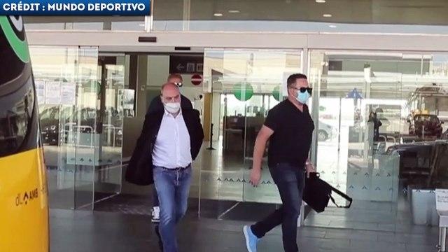 Le père et l'agent d'Erling Haaland débarquent à Barcelone !