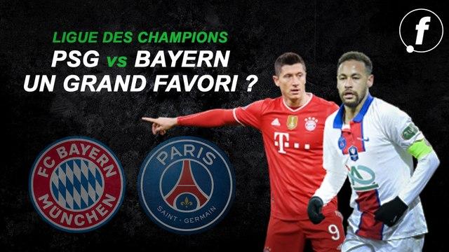 PSG vs Bayern : un grand favori ?