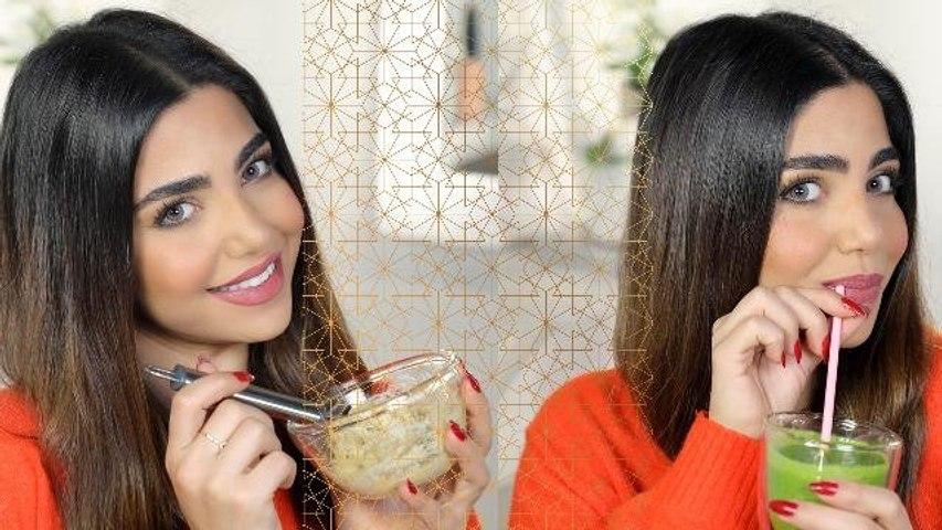 خطوات لمعالجة جفاف الشعر وتساقط الشعر في شهر رمضان