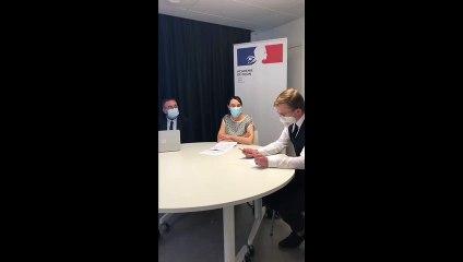 """Live Parcoursup : """"Comment compléter mon dossier et confirmer mes vœux ?"""""""