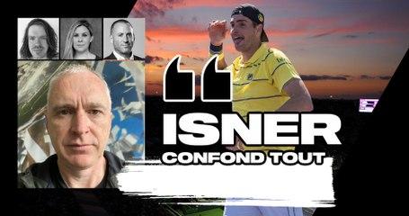 """Match Points #25 (extrait) : """"Dans ses critiques, Isner confond l'ATP et le prize money»"""