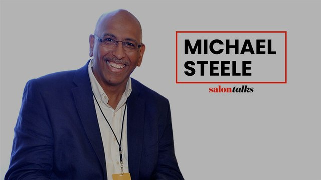 "Michael Steele on today's GOP: ""One big grift"""
