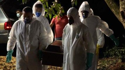 Covid-19 au Brésil : 66 000 morts au mois de mars, l'épidémie hors de contrôle
