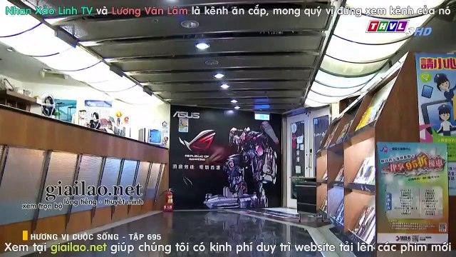 hương vị cuộc sống tập 695 - phim thvl3 long tieng - xem phim huong vi cuoc song tap 696