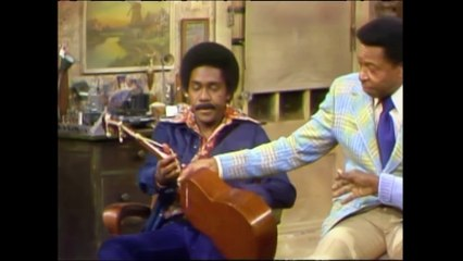 Fred Sings With His Friend, Bow Legs - Sanford and Son