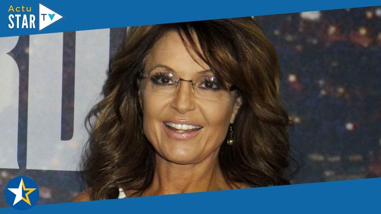 """Sarah Palin positive au Covid-19 : elle évoque ses symptômes """"bizarres"""""""
