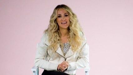Carrie Underwood on Confidence, Pregnancy, & Her Top-Secret Braces