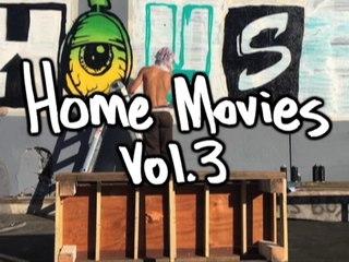 The House Skateshop   Home Movies Vol. 3
