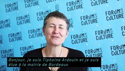 Forum de la culture : Tiphaine Ardouin
