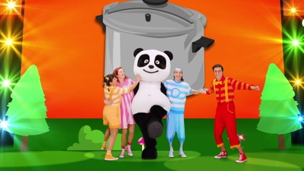 Panda e Os Caricas - Sou Uma Taça