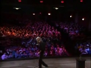 George Carlin on soft language
