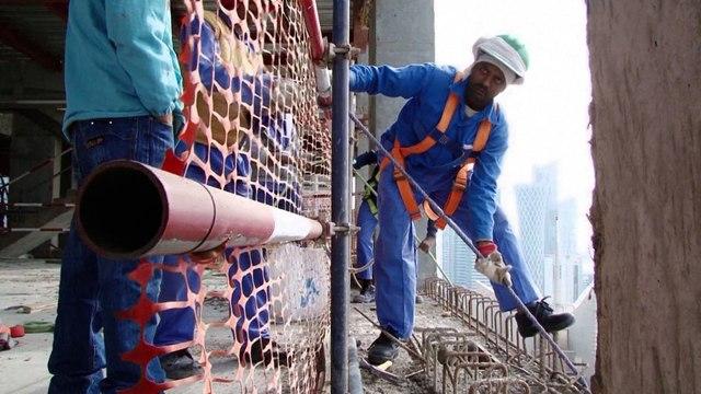 Appels au boycott de la Coupe du Monde 2022 au Qatar : «Les conditions de travail sur les chantiers sont indignes»