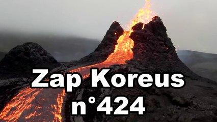 Zap Koreus n°424