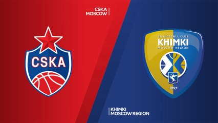 EuroLeague 2020-21 Highlights Regular Season Round 33 video: CSKA 97-72 Khimki