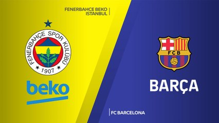 EuroLeague 2020-21 Highlights Regular Season Round 33 video: Fenerbahce 73-82 Barcelona