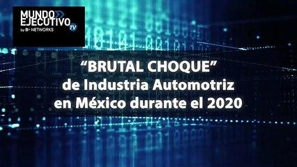 """""""Choque"""" de la industria automotriz durante 2020 - Don Dinero"""