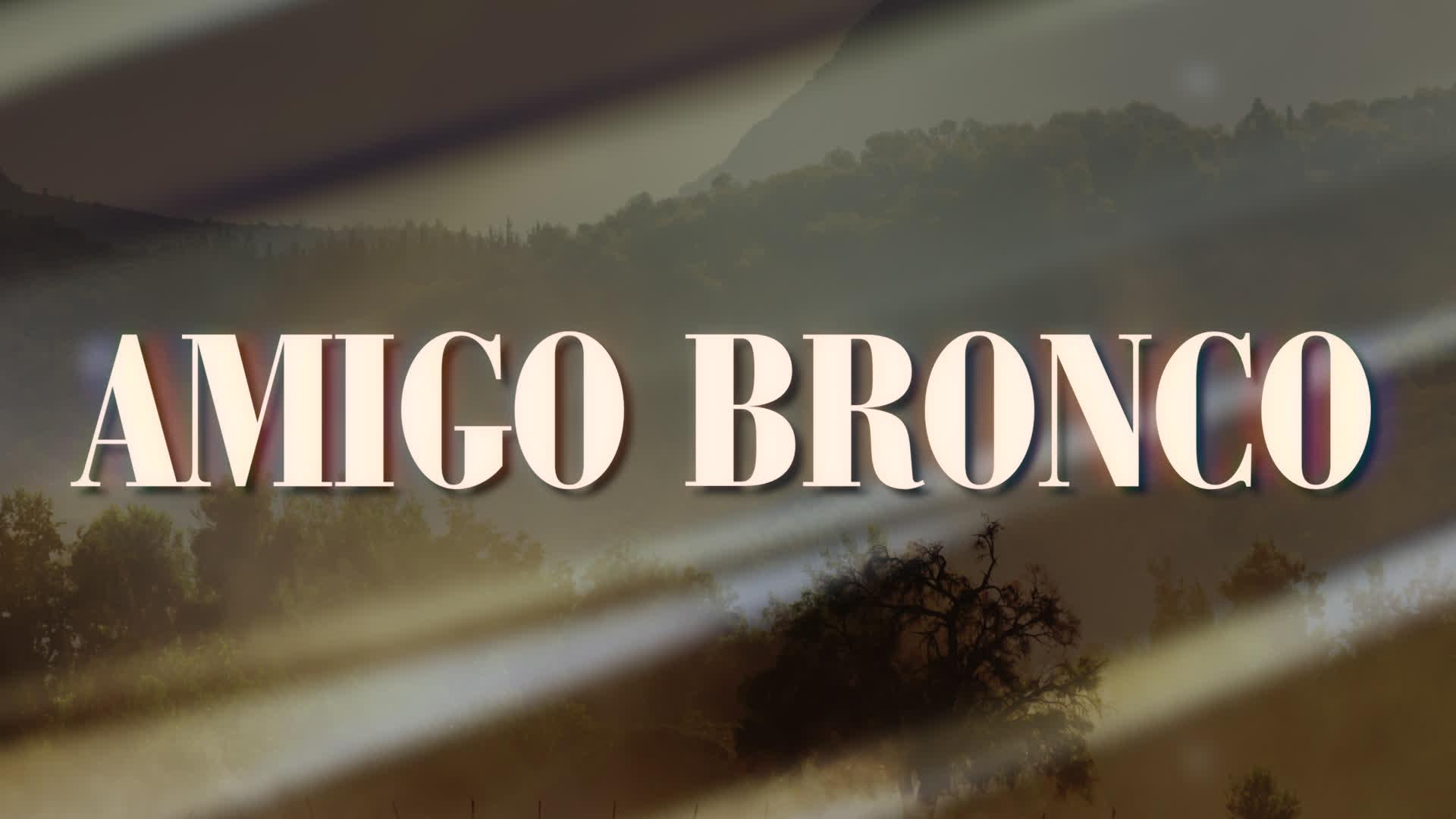 Bronco – Amigo Bronco