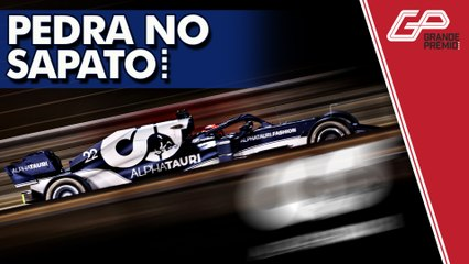 F1 2021: ALPHATAURI VAI AMEAÇAR GRANDES COM 'FOGUETINHO' | GP às 10